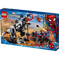 LEGO Marvel Superheroes Spider-Man Ambuscada Venomosaurus 76151