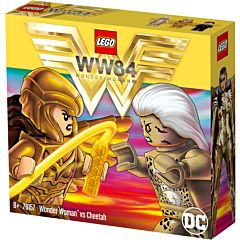 LEGO DC Wonder Woman versus Cheetah 76157