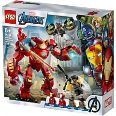LEGO Super Heroes Iron Man Hulkbuster contra AIM 76164