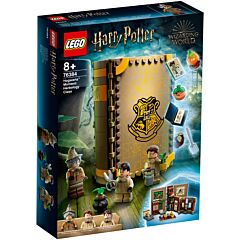 LEGO Harry Potter Lectia de ierbologie 76384