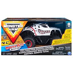 Masinuta Monster Jam RC 1:24 - Dalmatianul