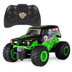 Masinuta Monster Jam RC 1:24 - Groparul