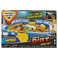 Set de joaca nisip kinetic Arena Monster Jam