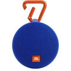 Boxa portabila Bluetooth jBL Clip 2, 3W, Waterproof, Albastru