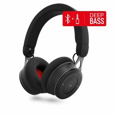 Casti audio over ear Energy Sistem Urban 3 ENS447145, Bluetooth, Microfon, Negru