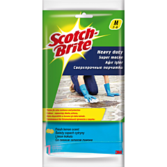Manusi super rezistente M Scotch-Brite