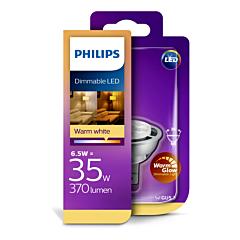 Bec Philips Led GU5.3 WG 35W DIM 2700K