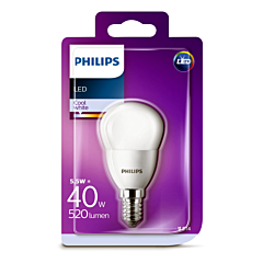 Bec Philips Led P45 40W E14 MAT 4000K