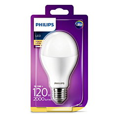 Bec Philips Led A67 120W E27 MAT 2700K