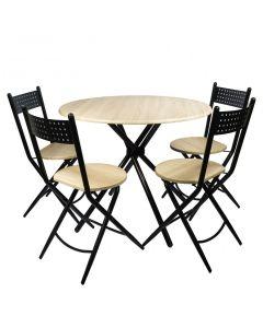 Set masa cu scaune pliabile, Kaliope