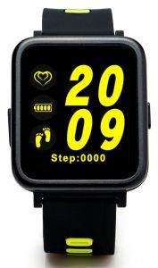 Smartwatch E-Boda Smart Time 350  Apelare Agenda SMS Notificari Monitorizare somn Anti-Pierdere Pedometru, Verde