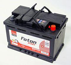 Acumulator auto 74ah en 680a Foton