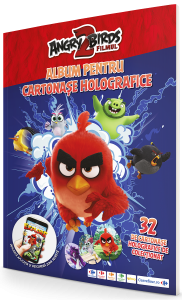 Album colector Angry Birds 2