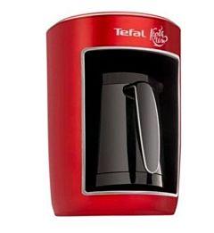 Cafetiera CM820534 Tefal, 735 W, 1 L, Rosu