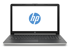 Laptop HP 15-da2041nq, i3-10210, 8GB RAM DDR4, SSD256 GB PCIe M.2, ecran Full HD, Free DOS, Argintiu