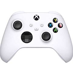 Controller wireless Xbox Series X, Alb