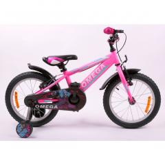 "Bicicleta copii 20"" Master Omega, roz"