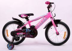 "Bicicleta Omega Master 12"", roz"