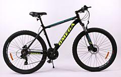 "Bicicleta Omega Slycan 29"", negru-albastru"