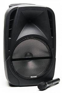 Boxa Freeman Karaoke  1001, Bluetooth, USB, Radio FM, TF Card, AUX, Mp3, Microfon