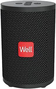 Boxa portabila Well Peal, Bluetooth, 5W, Negru