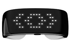Bratara cu afisaj LED Logic