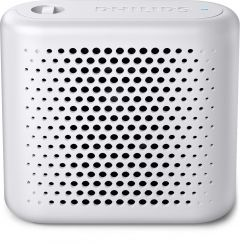 Boxa portabila  BT55A Philips, 2 W, Bluetooth, Alb