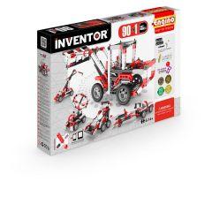 Inventor set motorizat 90 modele