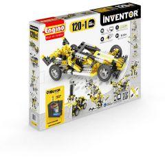 Inventor set motorizat 120 modele