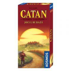 CATAN - Colonistii din Catan Extensie 5/6 persoane