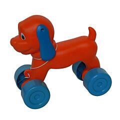 Catel Puppy cu roti, Huby Toys
