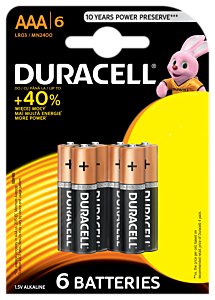 Baterii Duracell Basic R3