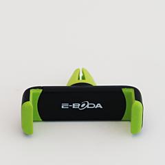 Suport Auto pentru Telefon CML QC 401 E-Boda, Grila Ventilatie Universal, Rotatie 360 grade, Verde