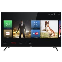 Televizor LED Smart 50DP600 TCL, 127 cm, UHD, Clasa A+, Negru