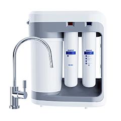 Filtru apa DWM-202 E14 Aquaphor, capacitate filtrare 12000 L, Alb