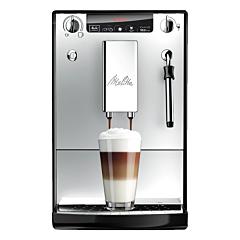 Espressor automat Melitta Solo and Milk, 15 bari, 1.2 Litri, Silver