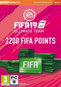 FIFA 19 2200 Ultimate Team Points - PC
