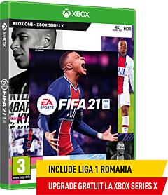 Joc FIFA 21 - Xbox One, Standard Edition