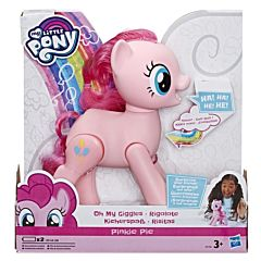 Figurina interactiva Pinkie Pie, My Little Ponny