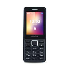 Telefon mobil myPhone 6310, Dual Sim, 2G, Negru