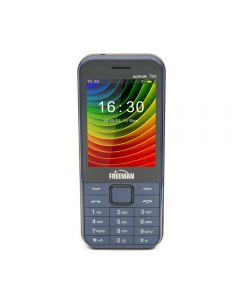 Telefon mobil T305 Freeman Speak, DualSIM, microSD, 72H, Radio Fm, Bluetooth, Albastru