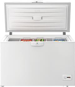 Lada frigorifica Beko HSA29540N, 284 Litri, Clasa A++, Iluminare interioara, Alb