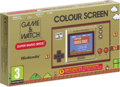 Consola portabila Nintendo Game & Watch, Super Mario Bros