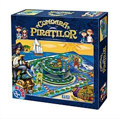 Joc colectiv - Comoara piratilor, D-toys