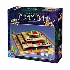 Joc colectiv Cucereste piramida, D-toys