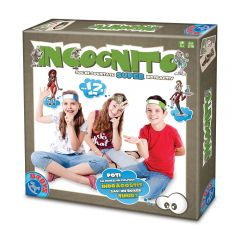 Joc colectiv Incognito, D-toys