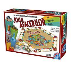 Joc romanesc - Jocul afacerilor, D-toys