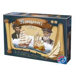 Joc romanesc Nicolau - Navigatori celebri, D-toys