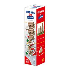 Joc societate Turn Instabil 57 pcs, D-toys