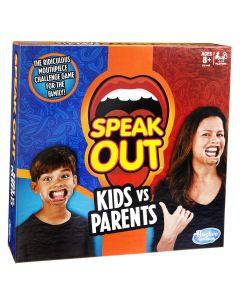 """Joc """"Spune in gura mare, Copii vs Parinti"""" RO"""